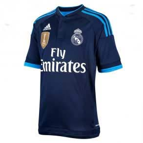 CAMISETA REAL MADRID REPLICA TERCERA EQUIPACIÓN
