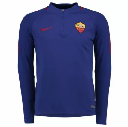 CAMISETA Nike AS Roma Drill ENTRENAMIENTO Top 17/18