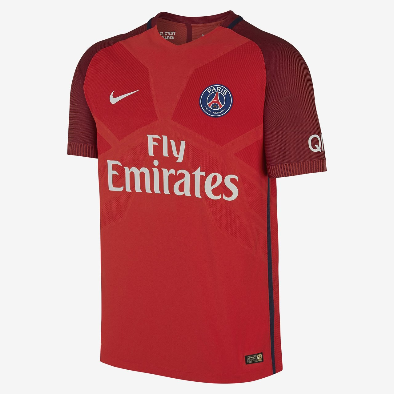 CAMISETA Paris Saint-Germain 16/17 SEGUNDA EQUIPACIÓN