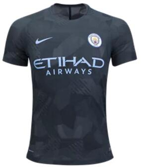 CAMISETA Nike Manchester City Authentic TERCERA EQUIPACIÓN 17/18