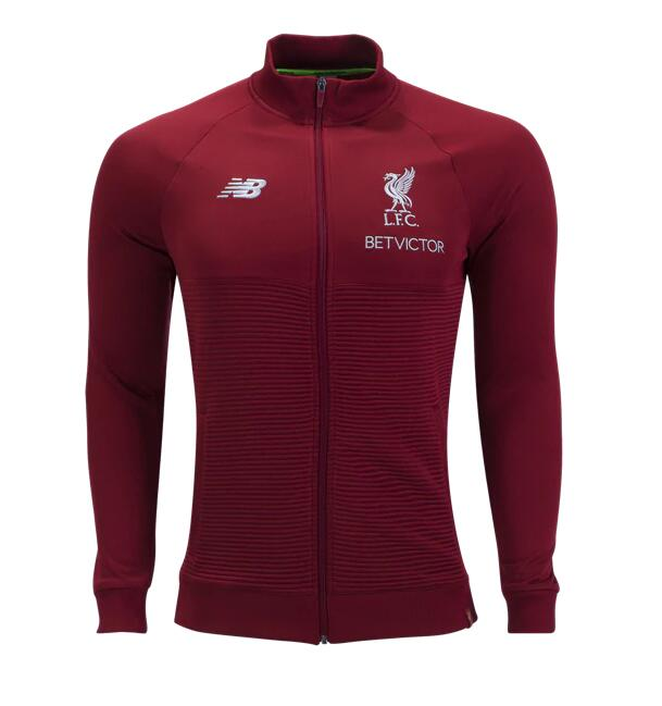 Equilibrio Liverpool 18/19 Walk Out Jacket