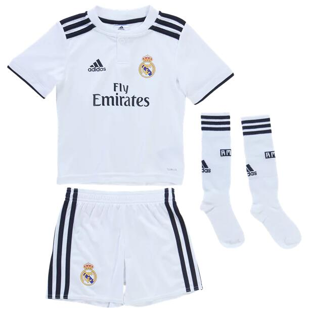 Camiseta Real Madrid Primera Equipacion JUNIOR 2018