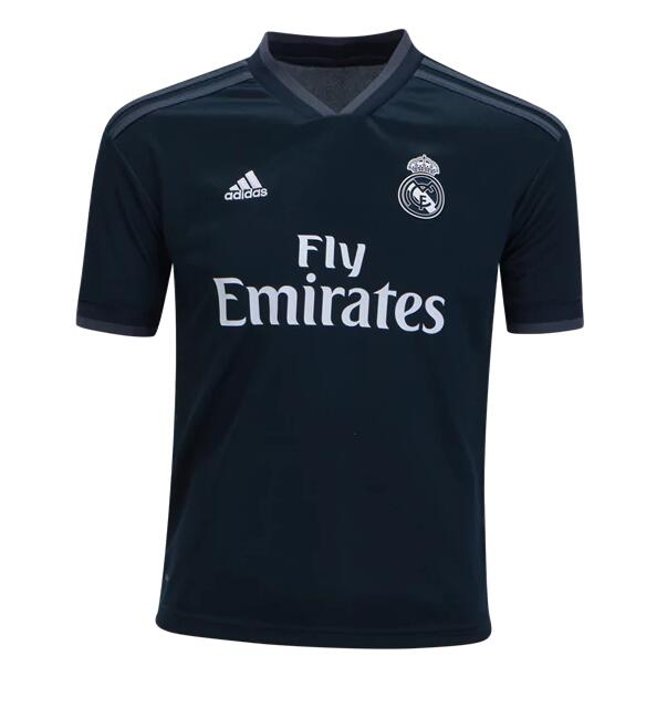 Camiseta Del Real Madrid 2ª Equipación 18/19 JUNIOR
