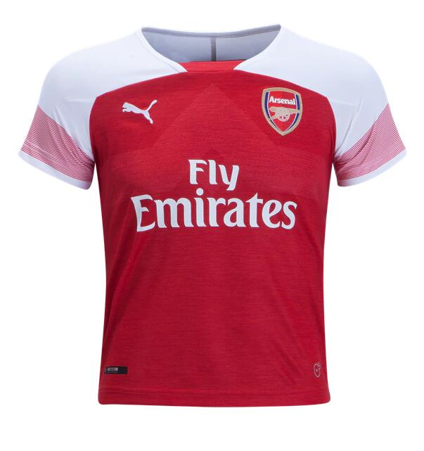 Camiseta Del Arsenal 1ª Equipación 18/19 JUNIOR