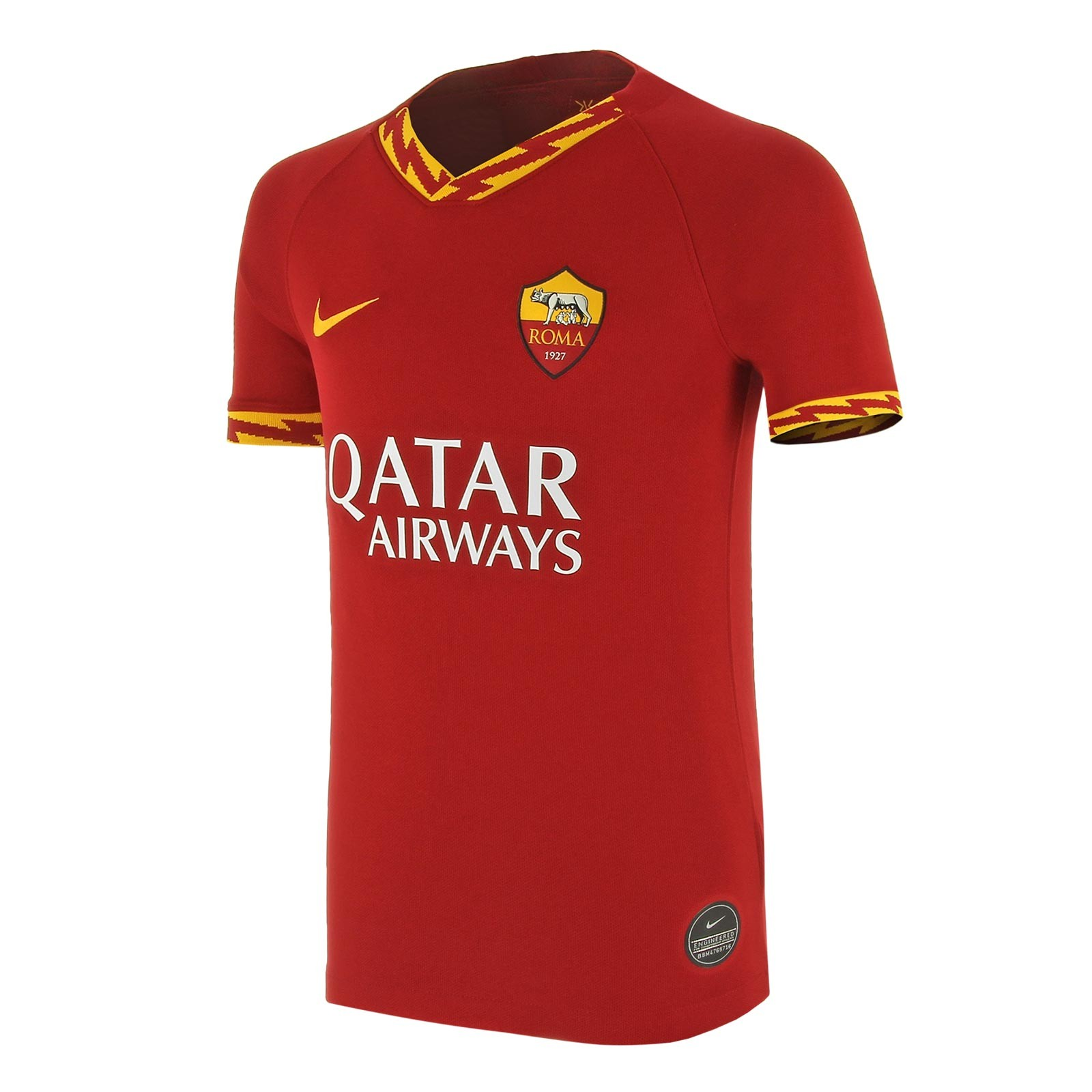 Camiseta Nike AS Roma Niño Stadium 2019 2020