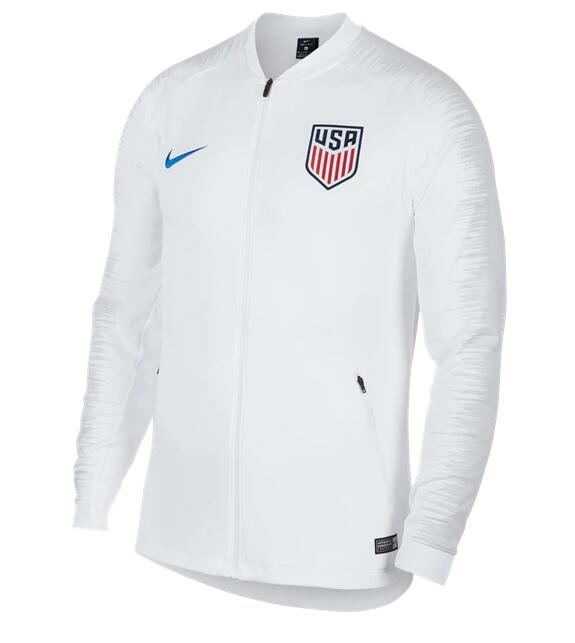 CAMISETA USA 2018 PRIMERA EQUIPACIÓN Anthem Jacket