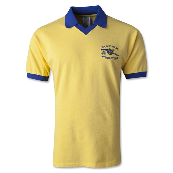CAMISETA Arsenal 1979 FA Cup Final Retro