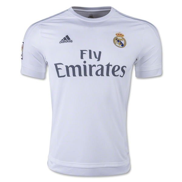 CAMISETA Real Madrid 15/16 Authentic PRIMERA EQUIPACIÓN