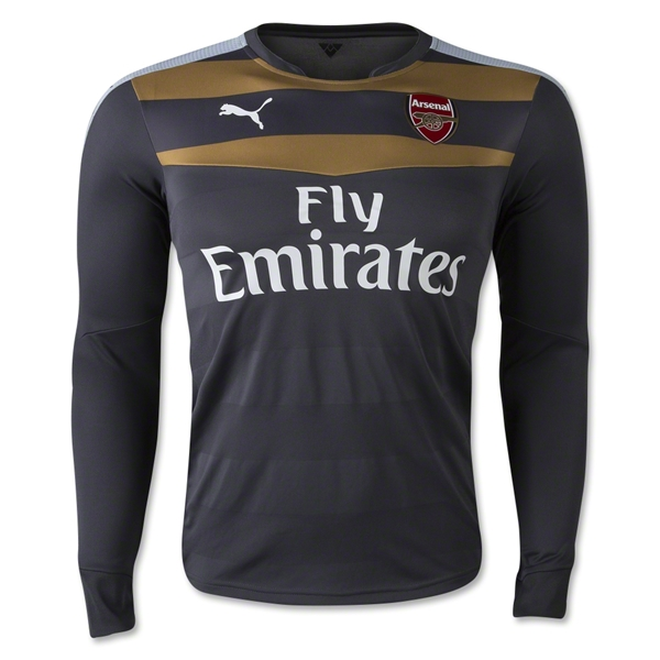 CAMISETA Arsenal 15/16 LS Keeper