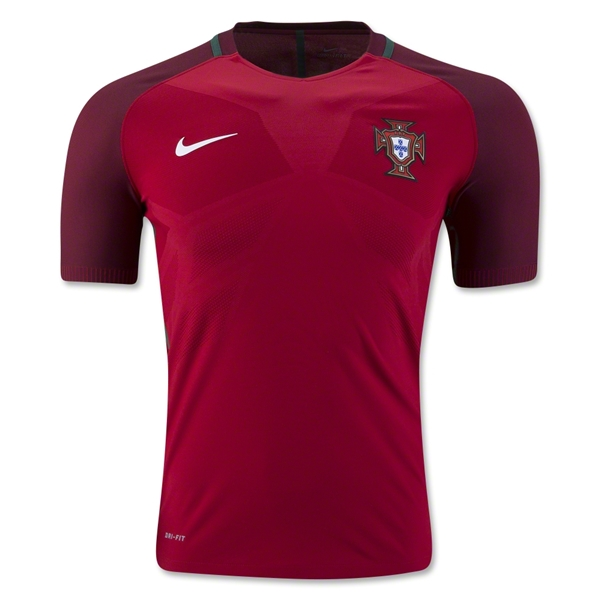 CAMISETA Portugal 2016 Authentic PRIMERA EQUIPACIÓN