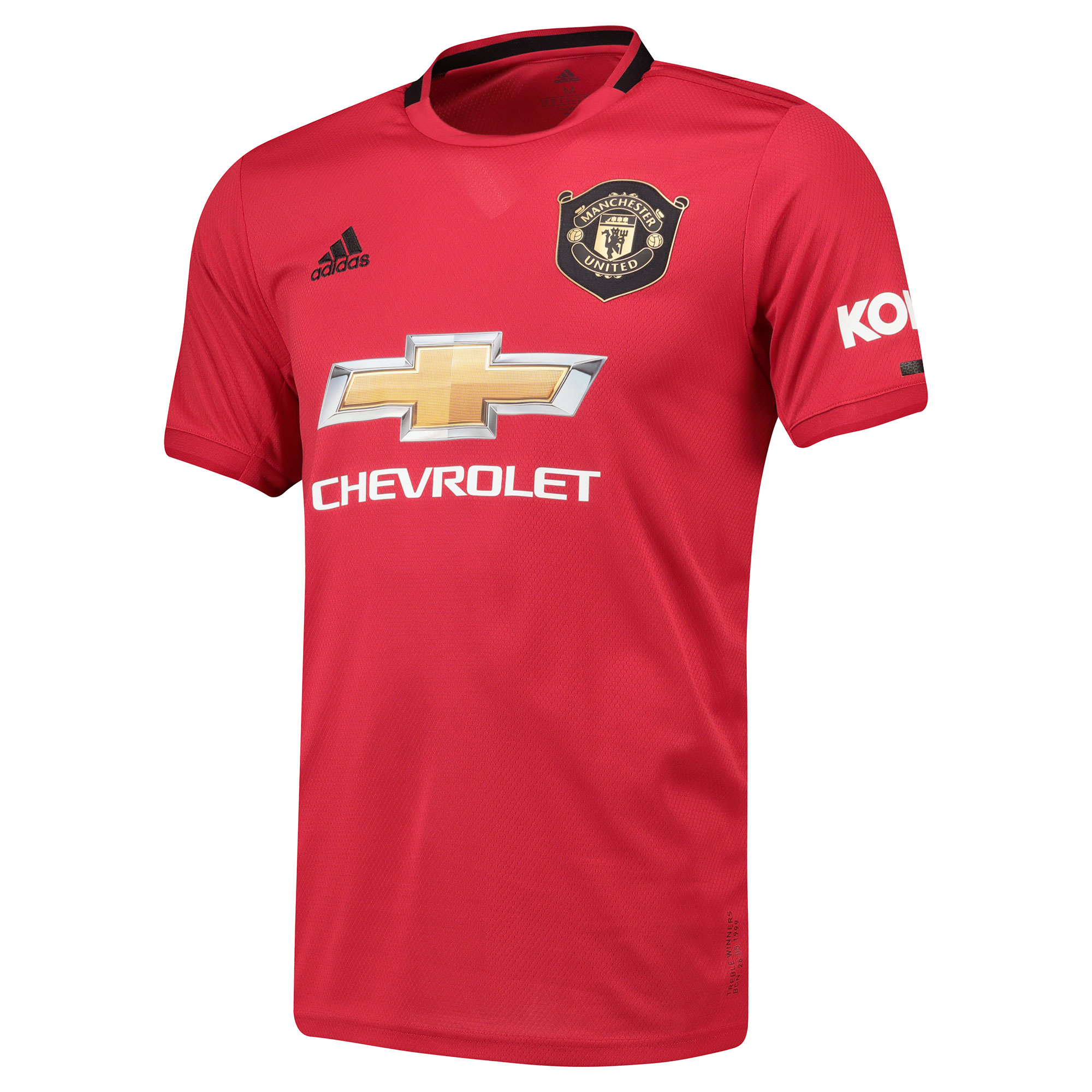 Camiseta de la equipación local del Manchester United 2019-20