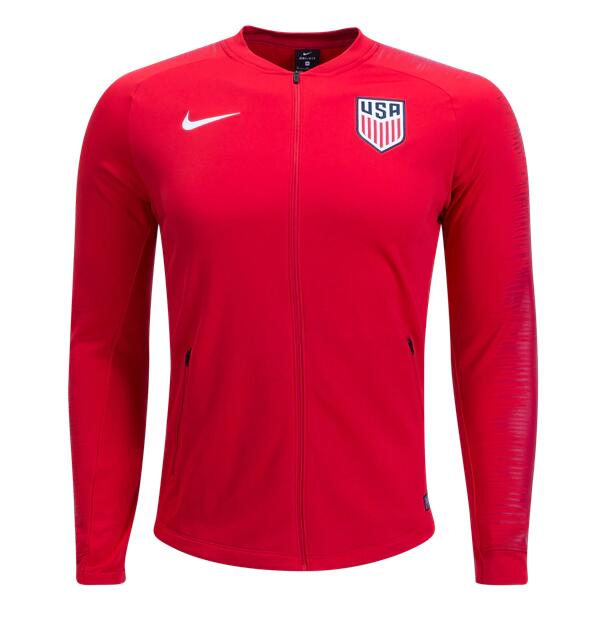 CAMISETA USA 2018 SEGUNDA EQUIPACIÓN Anthem Jacket