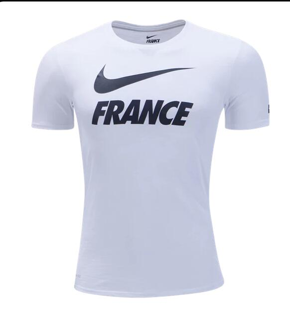 CAMISETA Nike France Pre Match T- 2018