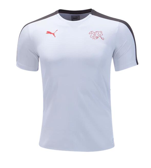 CAMISETA Switzerland 2018 Pre Match ENTRENAMIENTO
