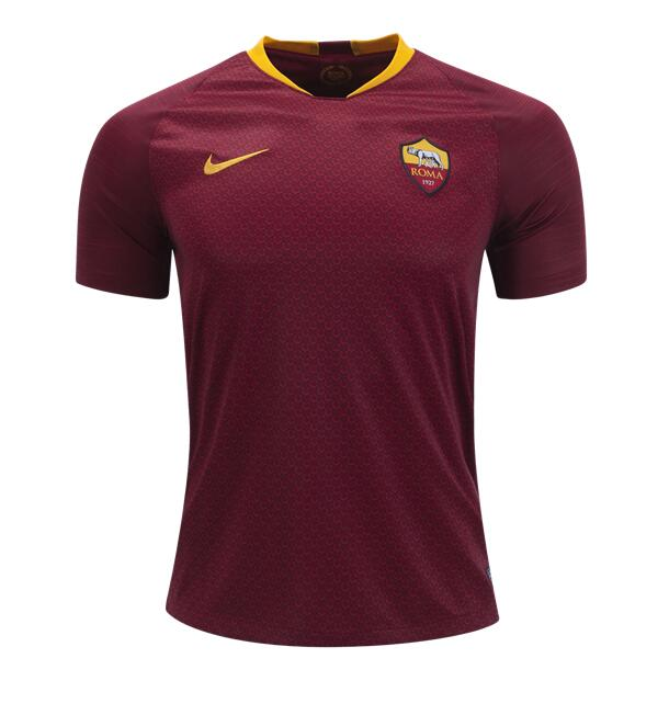 CAMISETA AS Roma 1ª EQUIPACIÓN 2018/19